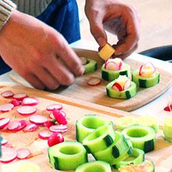 design culinaire pour les universités